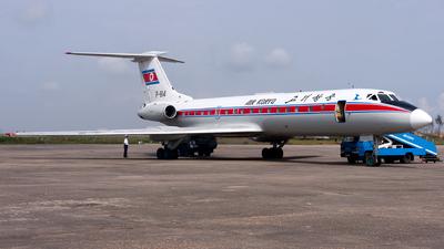 P-814 - Tupolev Tu-134B-3 - Air Koryo