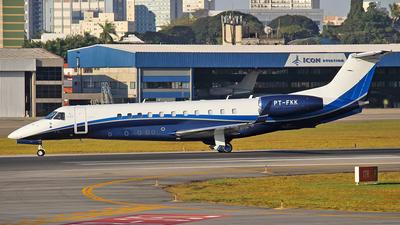 PT-FKK - Embraer ERJ-135BJ Legacy 650 - Icon Aviation