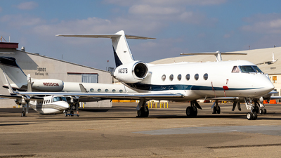 N403TB - Gulfstream G-IV - Private