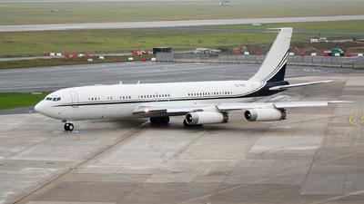 TZ-TAC - Boeing 707-3L6B - Mali - Government