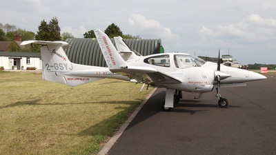 2-GSYJ - Diamond DA-42 Twin Star - Private