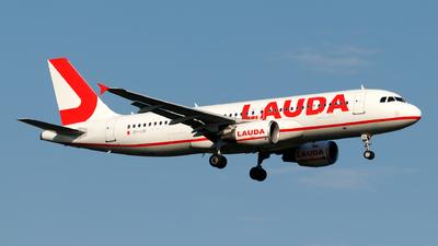 9H-LMI - Airbus A320-214 - Lauda Europe