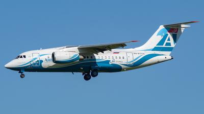 RA-61714 - Antonov An-148-100E - Angara Airlines