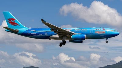 A picture of B8981 - Airbus A330243 - Capital Airlines - © OverTheHorizon