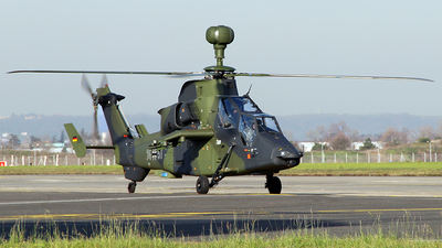 74-51 - Eurocopter EC 665 Tiger UHT - Germany - Army