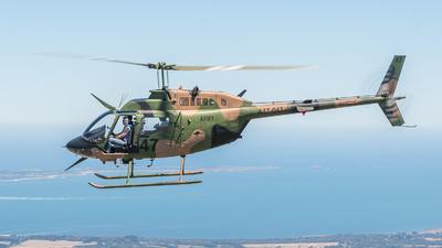 VH-XKH - Bell 206B-1 Kiowa - Private