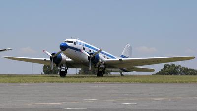 ZS-CAI - Douglas DC-3C - Lush Aviation
