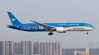 B-1356 - Boeing 787-9 Dreamliner - Xiamen Airlines