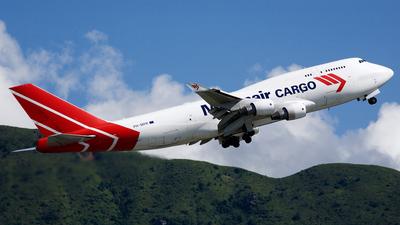 PH-MPR - Boeing 747-412(BCF) - Martinair Cargo