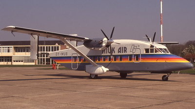 OY-MUB - Short 330-200 - Muk Air