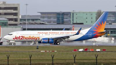 G-GDFD - Boeing 737-8K5 - Jet2.com