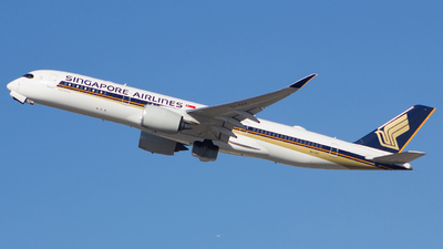 A picture of 9VSGC - Airbus A350941 - Singapore Airlines - © Xiamen Air 849 Heavy