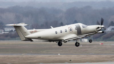 LX-JFJ - Pilatus PC-12/45 - Jetfly Aviation