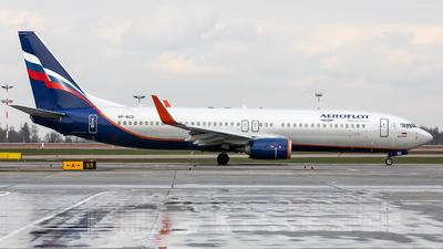 A picture of VPBCG - Boeing 7378LJ - Aeroflot - © Svyatoslav