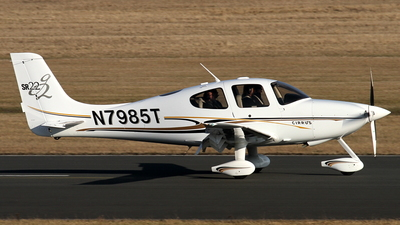 N7985T - Cirrus SR22 - Private