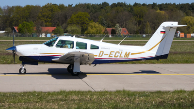 D-ECLM - Piper PA-28RT-201T Turbo Arrow IV - Private