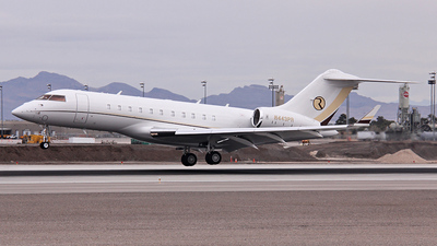 N443PR - Bombardier BD-100-1A10 Challenger 300 - Private