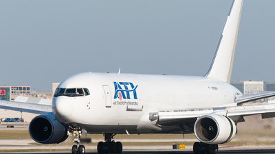 N739AX - Boeing 767-232(BDSF) - Air Transport International (ATI)