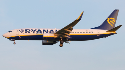 A picture of EIDCY - Boeing 7378AS - Ryanair - © Sandra