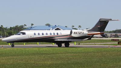 N472FX - Bombardier Learjet 45 - Bombardier Flexjet