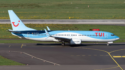 A picture of DATYJ - Boeing 73786N - TUI fly - © Sebastian Thiel