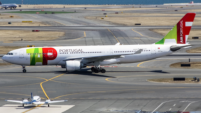 CS-TOI - Airbus A330-223 - TAP Air Portugal