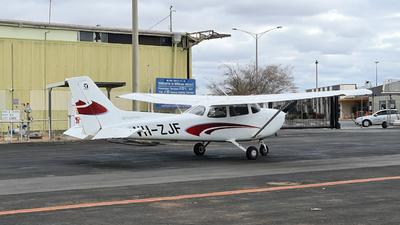 A picture of VHZJF - Cessna 172S Skyhawk SP - [172S12117] - © LIU ZF