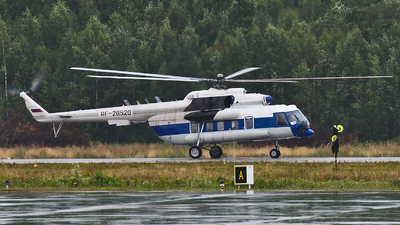RF-28520 - Mil Mi-8MT Hip - Russia - Federal Border Guards Aviation Command