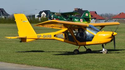 A picture of SPSKRB - Aeroprakt 22L2 - [393] - © Krzysztof Papaj