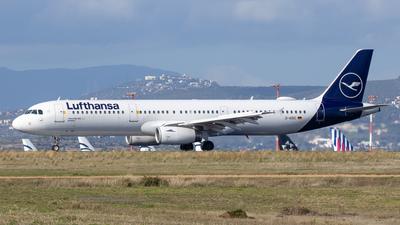 A picture of DAIDC - Airbus A321231 - Lufthansa - © Kostas Marmarelis