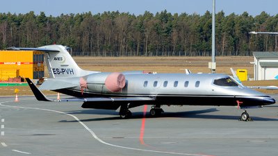 ES-PVH - Bombardier Learjet 31A - Avies Air Company