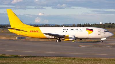 A picture of GJMCR - Boeing 7374Q8(SF) - [25372] - © Sebastian E Burmo