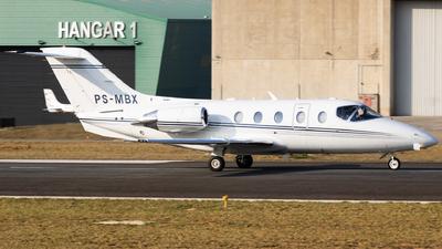 PS-MBX - Hawker Beechcraft 400XP - Private
