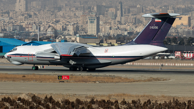 5-8206 - Ilyushin IL-76TD - Iran - Air Force