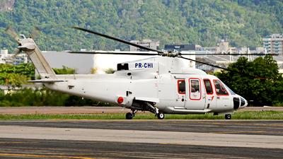 PR-CHI - Sikorsky S-76C++ - BHS Táxi Aéreo