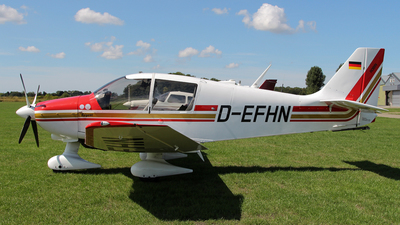 D-EFHN - Robin DR400/180 Régent - Private