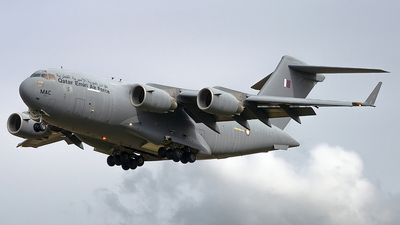 A7-MAC - Boeing C-17A Globemaster III - Qatar - Air Force
