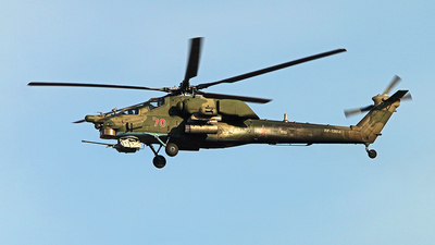 RF-13654 - Mil Mi-28N Havoc - Russia - Air Force