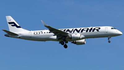 A picture of OHLKO - Embraer E190LR - Finnair - © Maximilian Haertl