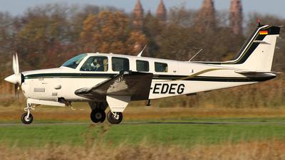 D-EDEG - Beechcraft B36TC Bonanza - Private