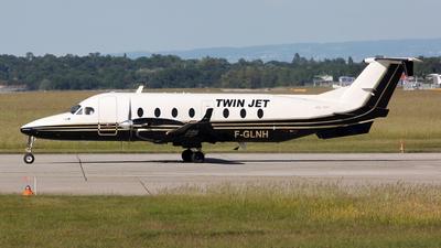 F-GLNH - Beech 1900D - Twin Jet