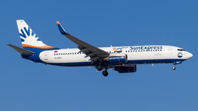A picture of TCSUU - Boeing 73786Q - SunExpress - © Eren Erol