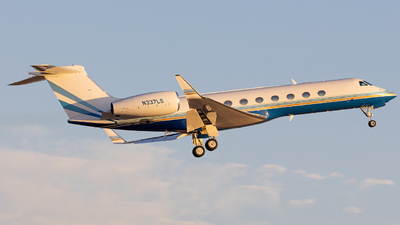 N337LS - Gulfstream G550 - Las Vegas Sands Corporation