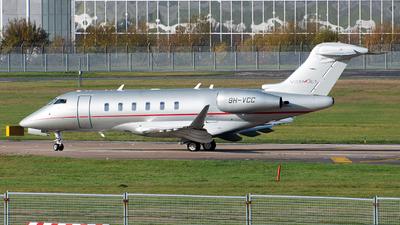 9H-VCC - Bombardier BD-100-1A10 Challenger 350 - VistaJet