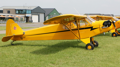 N92107 - Piper J-3C-65 Cub - Private