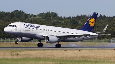 A picture of DAIWA - Airbus A320214 - Lufthansa - © Kay Hansen