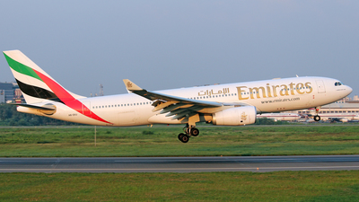A6-EKU - Airbus A330-243 - Emirates