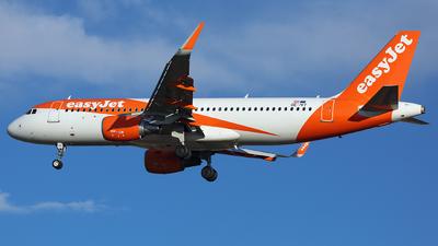 OE-IVT - Airbus A320-214 - easyJet Europe