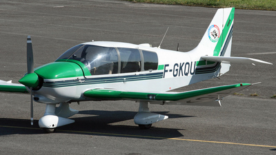 A picture of FGKQU - Robin DR400/180 - [2065] - © Pierre Guilpain