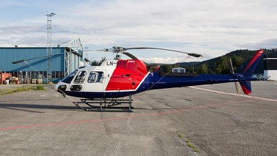 LN-OFV - Airbus Helicopters H125 - Helitrans